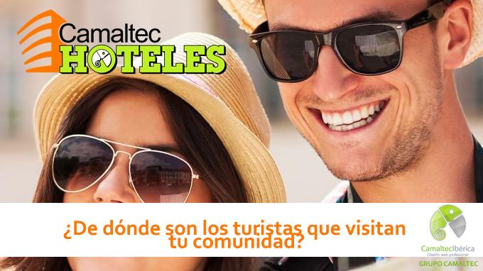 De dónde son los turistas que visitan tu comunidad ¿De dónde son los turistas que visitan tu comunidad?