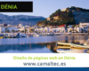 Diseño de páginas web en Dénia 100x80 c Diseño y desarrollo web en Dénia