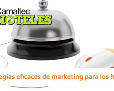 Estrategias eficaces de marketing para los hoteles 400x320 c Hoteles