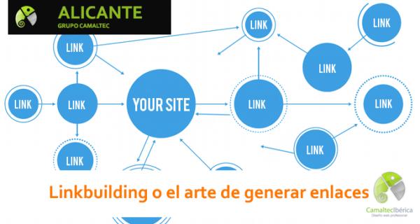 Linkbuilding o el arte de generar enlaces 600x320 c Posicionamiento web Teruel