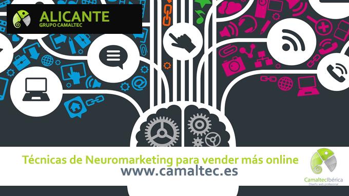 Técnicas de Neuromarketing para vender más online Diseño y desarrollo web en Casteldefels