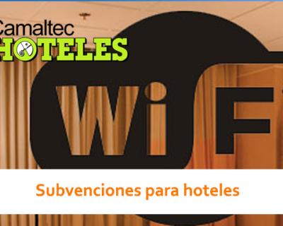 subvenciones para hoteles 400x320 c Hoteles