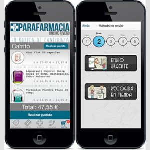 app para farmacia 300x300 Diseño web Farmacias