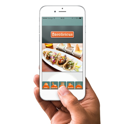 app para restaurante Restaurantes