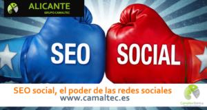 seo social 300x160 c Posicionamiento Web Profesional