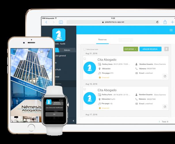 tu bufete de abogados podra 1 Desarrollo de Apps para Abogados