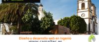 Diseño y desarrollo web en Ingenio 200x85 c Franquicia diseño web