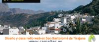 Diseño y desarrollo web en San Bartolomé de Tirajana 200x85 c Franquicia diseño web