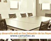 Diseño y desarrollo web en San Sebastián de los Reyes 200x160 c Diseño y desarrollo web en Alcobendas