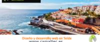 Diseño y desarrollo web en Telde 200x85 c Franquicia diseño web