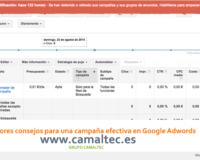 Los mejores consejos para una campaña efectiva en Google Adwords 200x160 c Posicionamiento SEM