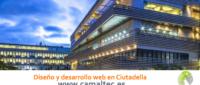 Diseño y desarrollo web en Ciutadella 200x85 c Franquicia diseño web