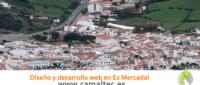 Diseño y desarrollo web en Es Mercadal 200x85 c Franquicia diseño web