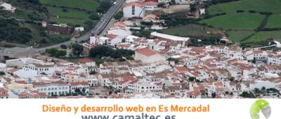 Diseño y desarrollo web en Es Mercadal 400x170 c Franquicia diseño web