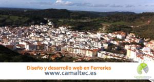 Diseño y desarrollo web en Ferreries 300x160 c Diseño y Desarrollo web en Menorca
