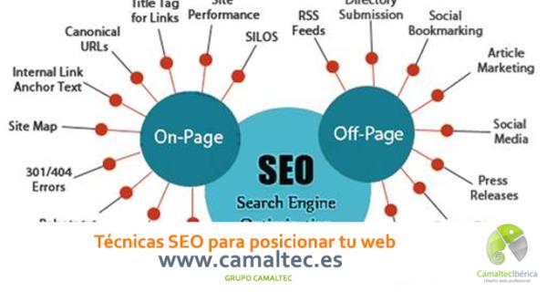 tecnicas seo mejorar 600x320 c Posicionamiento web Almería