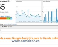 Aprende a usar Google Analytics para tu tienda online 200x160 c Tienda Virtual Profesional