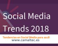 Tendencias en Social Media para 2018 200x160 c Gestión de redes sociales