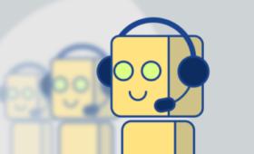 Chatbots contra CallCenters 280x170 c Telemarketing en Alicante   Call center en Alicante