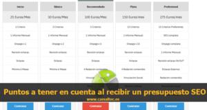 Presupuesto SEO Pdf 300x160 c Posicionamiento web Alicante