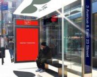 Creatividad en paradas de autobús 200x160 c Diseño y desarrollo web en Zaragoza