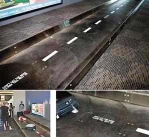 creatividad publicitaria en aeropuertos 06 300x276 Creatividad publicitaria en aeropuertos
