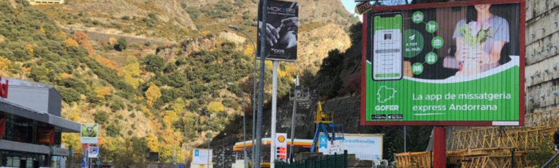 Camaltec Andorra colabora en la imagen de Gofer