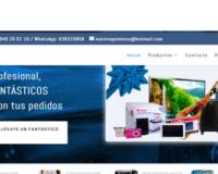 diseño web empresa limpieza 200x160 c Diseño Web a medida
