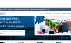 diseño web empresa limpieza 280x170 c Web Corporativa