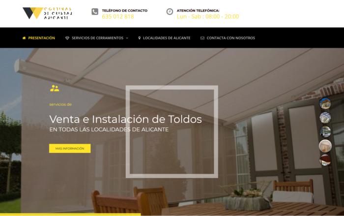 proftek Proftek confía en Grupo Camaltec para mejorar su visibilidad online