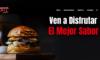 web para hamburgueseria 100x60 c Experta en redes sociales