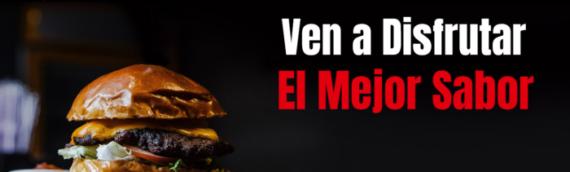 Entregamos web para hamburgueseria en Tenerife