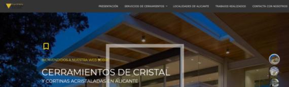 Estas son las mejores empresas de Cortinas de Cristal de España