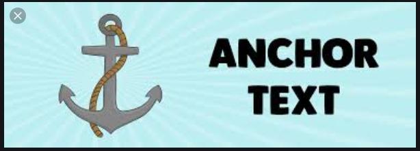 Qué es el Anchor Text y cuántos tipos existen ¿Qué es el Anchor Text y cuántos tipos existen?