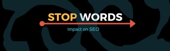 ¿Qué son las Stop Words y para qué sirven?