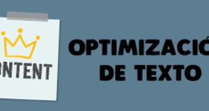 optimizacion textos seo 300x160 c Posicionamiento web Las Palmas