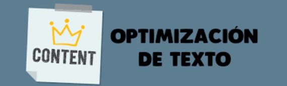 Cómo optimizar el contenido para que nos mejore el SEO