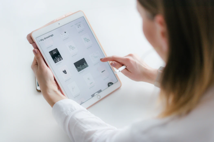 App móvil para mejorar la edición de fotos en iPad App móvil para mejorar la edición de fotos en iPad