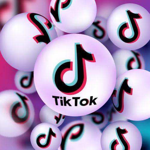 banner abstracto tiktok bolas 3d 69286 195 1 Posicionarse en TikTok: Te lo contamos todo